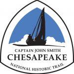 Captain oh Smith National Historic Trail logo