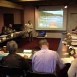 Planning meeting for Captain John Smith Trail