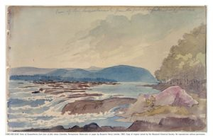 Latrobe's View Painting